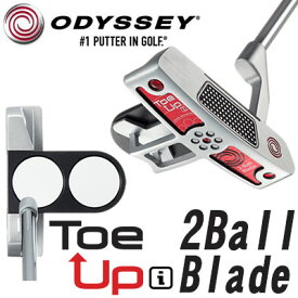 ODYSSEY(オデッセイ) Toe Up i パター 2-BALL BLADE