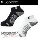 FOOTJOY(フットジョイ) NANOLOCK TECH スポーツ メンズ ソックス FJSK145 =