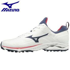 MIZUNO(ミズノ) WAVE CADENCE -ウエーブケイデンス- スパイクレス メンズ ゴルフ シューズ 51GM197091 (3E)