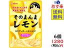 ライオン菓子 そのまんまレモン 25g ×6個 賞味期限2020/04