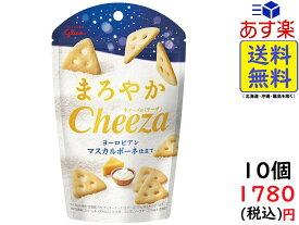 江崎グリコ 生チーズのチーザ マスカルポーネ仕立て 40g ×10個賞味期限2021/11