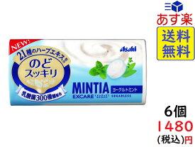 アサヒグループ食品 ミンティア エクスケア ヨーグルト 28粒 ×6個 賞味期限2021/05