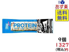 アサヒグループ食品 1本満足バープロテインヨーグルト 1本×9本 賞味期限2020/11