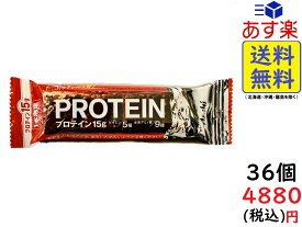 アサヒグループ食品 1本満足バー プロテインチョコ 36本 賞味期限2021/09