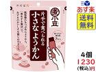 井村屋 片手で食べられる小さなようかん 7本×4個 賞味期限2021/10/04