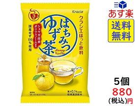 クラシエ ほっと飲料 はちみつゆず茶 16.5g×5袋 賞味期限2021/05