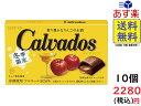 ロッテ カルヴァドス x10箱 賞味期限2020/04/27