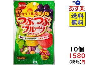 明治チューインガム つぶつぶフルーツ 70g ×10袋 賞味期限2021/11