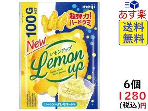 明治 レモンアップ 100g ×6袋 賞味期限2021/11/04