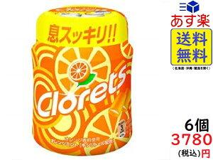 モンデリーズ・ジャパン クロレッツ XP ボトルR オレンジミント(粒ガム) 140g×6個入