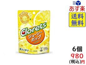 モンデリーズ ジャパン クロレッツ ジューシーポップ レモネード パウチ 9粒 ×6袋