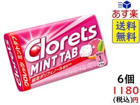 モンデリーズ・ジャパン クロレッツ ミントタブ ピンクグレープフルーツミント ×6個 賞味期限2021/02