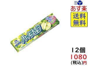 森永製菓 ハイチュウ グリーンアップル 12粒 ×12個 2022/01