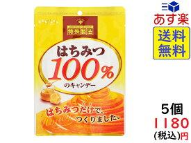 扇雀飴 はちみつ100%のキャンデー 50g×5袋 賞味期限2021/10