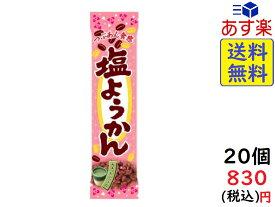 やおきん 塩ようかん 20個 賞味期限2022/1/30