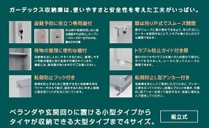 アルインコスチール収納庫中型FSW34G【送料無料】