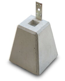 束石 プレート付き 240×2個