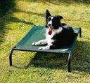 ファブリック ドッグベッド(中型犬用)ペットベッド 犬用ベッド 犬用コット 送料無料