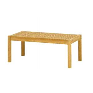 チークスタイル フウガ コーヒーテーブルTRD-249T(33883200)(タカショー)送料無料 ガーデンファニチャー ガーデンテーブル 机 天然木