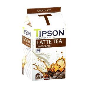 バシラーティー 紅茶 ミルクティー専用ティーバッグ チョコレート (30袋入) 6箱セット  80254