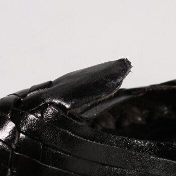 HUARACHE(ワラチ)PACHUCOCLASICO-BLACKワラチサンダルレザーサンダルメンズ