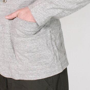 FELCO(フェルコ)SPORTSTEAMJACKETSUPERHARDJERSEY-HEATHERGREYスウェットテーラードジャケットメンズ