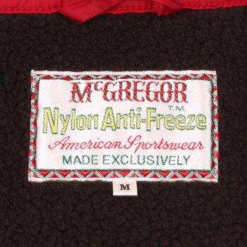McGREGOR(マックレガー)NYLONANTIFREEZEJACKET-REDブルゾンメンズ
