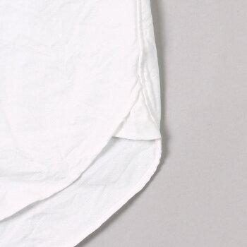 EMPIRE&SONS(エンパイアアンドサンズ)S/SVINTAGEBDSHIRTPREMIUMLIGHTOXFORD-WHITE半袖シャツメンズ