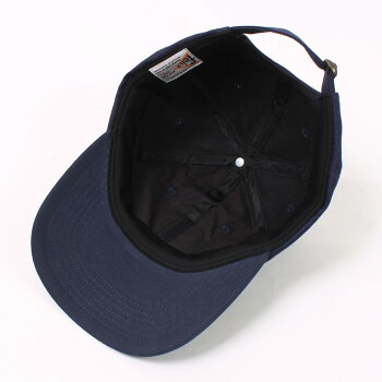 FELCO(フェルコ)TWILLBBCAP-NAVY_F_NATURAL