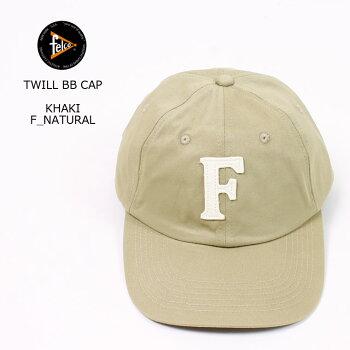 FELCO(フェルコ)TWILLBBCAP
