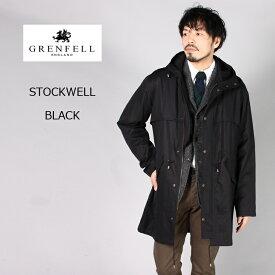 GRENFELL (グレンフェル) STOCKWELL - BLACK