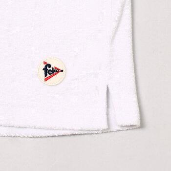 FELCO(フェルコ)S/SPILEPOLOSHIRT-WHITEポロシャツメンズ