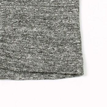 FELCO(フェルコ)DOUBLERINGEROLDBASKETBALLT19SINGLERUFFIJERSEY-CHARCOAL_BLACKリンガーTシャツメンズ