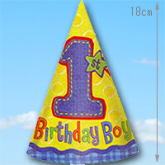 Birthday Hat 1 St Hugs Amp Stitch One Into 251016 Year Old Party Toy Decorations First