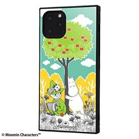 iPhone 11 Pro ケース ムーミン 耐衝撃 ハイブリッドケース KAKU コミック3 IQ-AP23K3TB/MT011 母の日 クリスマス