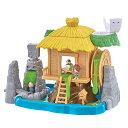 おもちゃ DXゲゲゲハウス ゲゲゲの鬼太郎 スライムであそぶんじゃ フィギュア3体付き バンダイ 子供の日 誕生日 プレゼント