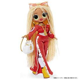 ドール L.O.L. サプライズ! O.M.G. スワーグ スタンド付き 人形 ポージング ドレスアップ 女の子 プレゼント 母の日 【国内販売正規品】