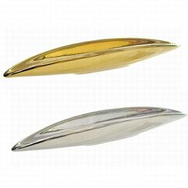 香立て デラックス ゴールド シルバー 高級感 インセンスホルダー 陶器 燃えない 安心 スタイリッシュ プレゼントにも