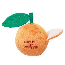犬用おもちゃ ぬいぐるみ オレンジ かわいい 遊べる 音がなる ペット用おもちゃ 噛みやすい 写真映え リアル 可愛い 猫にも