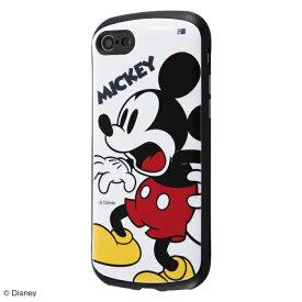 送料無料 iPhoneSE 第2世代 8 7 ディズニーキャラクター 耐衝撃 ケース ProCa ミッキーマウス Disney 液晶画面保護 保護