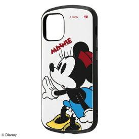 iPhone 12 mini ディズニー/耐衝撃ケース ProCa/ミニーマウス