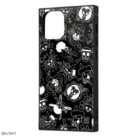 iPhone 12 mini /ワンピース/耐衝撃ハイブリッドケース KAKU/海賊旗マーク