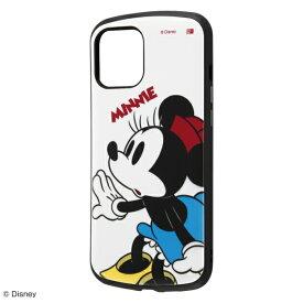 iPhone 12 Pro Max ディズニー/耐衝撃ケース ProCa/ミニーマウス