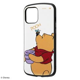 iPhone 12 Pro Max ディズニー/耐衝撃ケース ProCa/プー
