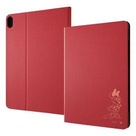 iPad Air 2020年モデル 10.9inch 第4世代 『ディズニーキャラクター』 レザーケース 『ミニーマウス』_15 耐衝撃 おすすめ