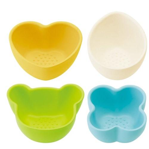 SKATER 離乳食 小鉢 4個セット BBLS1Q