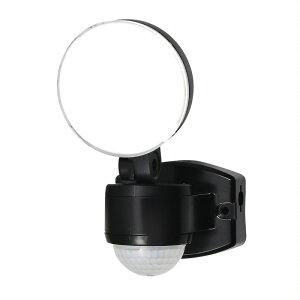 ESL-SS411AC_1957700_屋外用LEDセンサーライト AC電源 コンセント式 1灯_ELPA(エルパ・朝日電器)