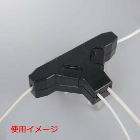 04-2297_HS-W02K_【防滴構造】コンセントボックス_OHM オーム電機