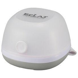 LEDミニランタン(単4形×3本使用/55lm/連続点灯時間12h/IPX4/ホワイト)_08-3167_LN-M05AW_OHM オーム電機
