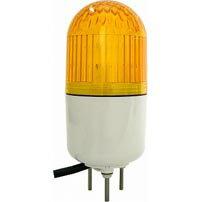 ORL-2_07-1576_LED回転灯 5W オレンジ_OHM(オーム電機)